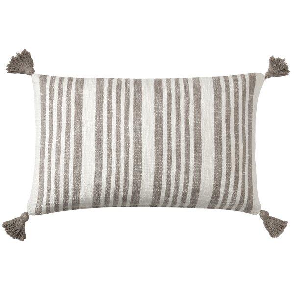 Flagstone Cotton Lumbar Pillow by CompanyC