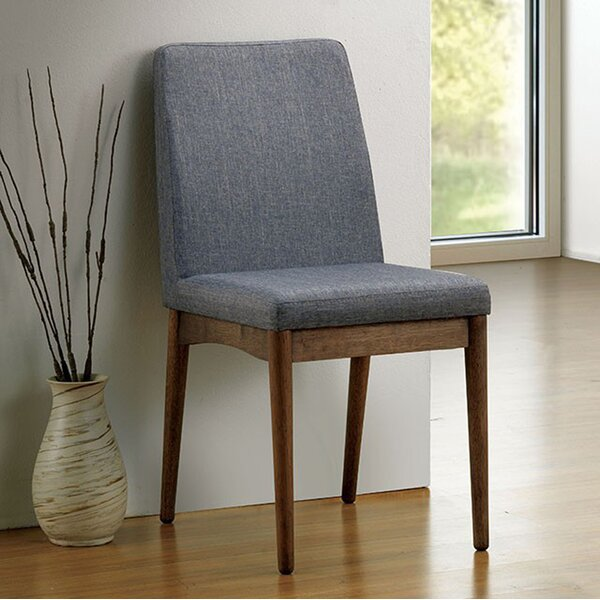Hutton Mid-Century Dining Chair (Set of 2) by Brayden Studio