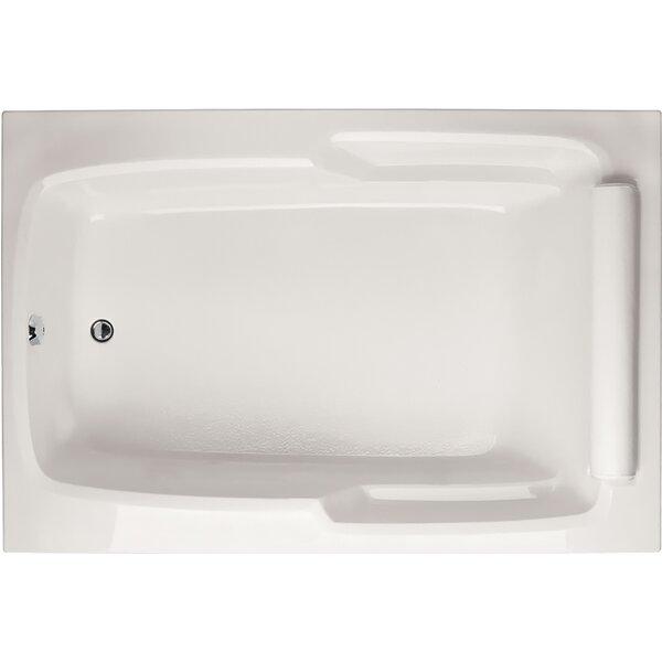 Designer Duo 60 x 48 Soaking Bathtub by Hydro Systems