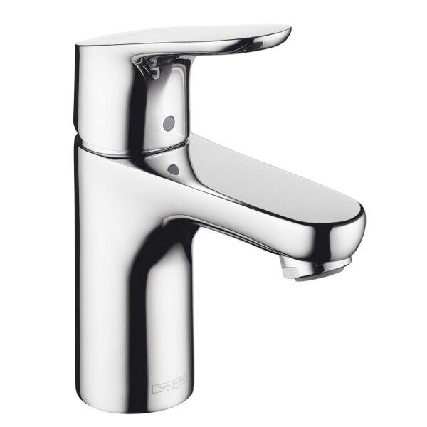 Focus E Single Hole Bathroom Faucet with Drain Ass