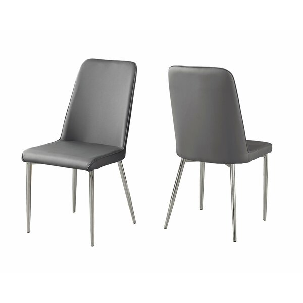 Cordie Upholstered Dining Chair (Set of 2) by Latitude Run
