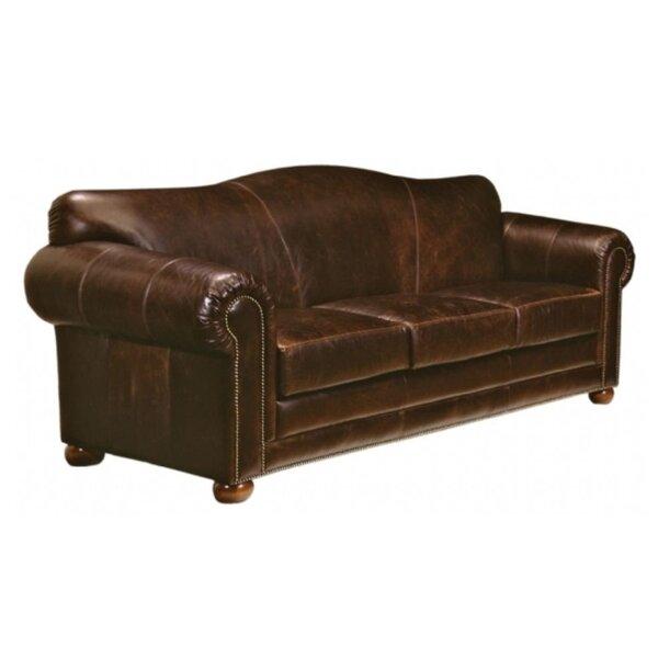 Sedona Leather Sofa by Omnia Leather