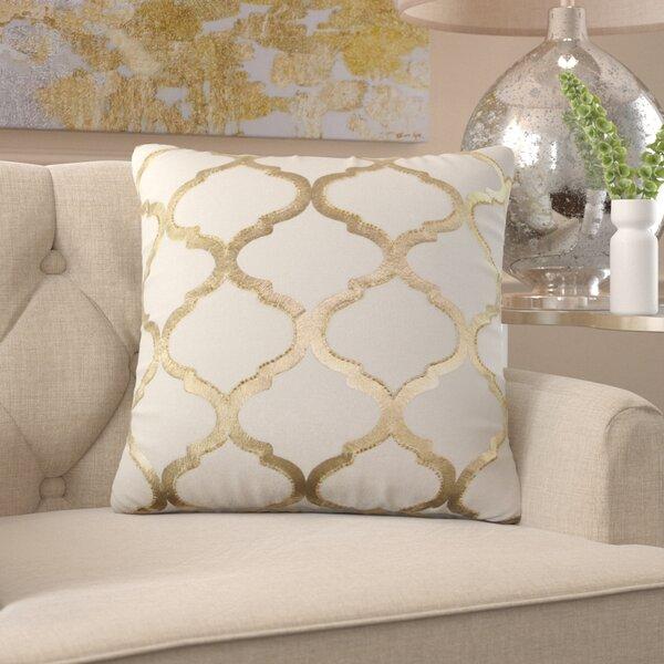 Absher Modern Pillow Cover by Mercer41