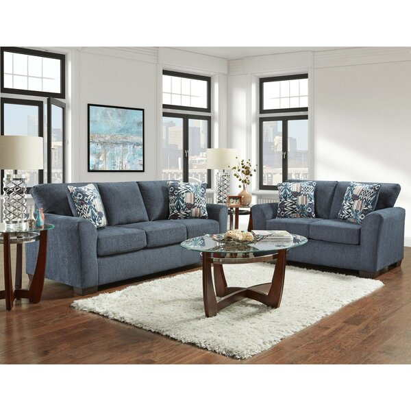 Thompson 2 Piece Living Room Set By Canora Grey