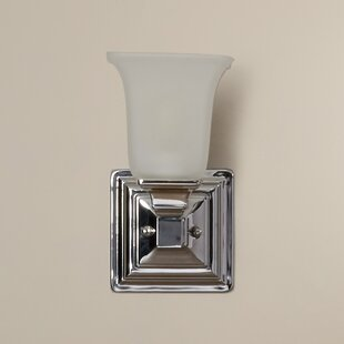 Best Deals Belmore 1-Light Armed Sconce By Charlton Home
