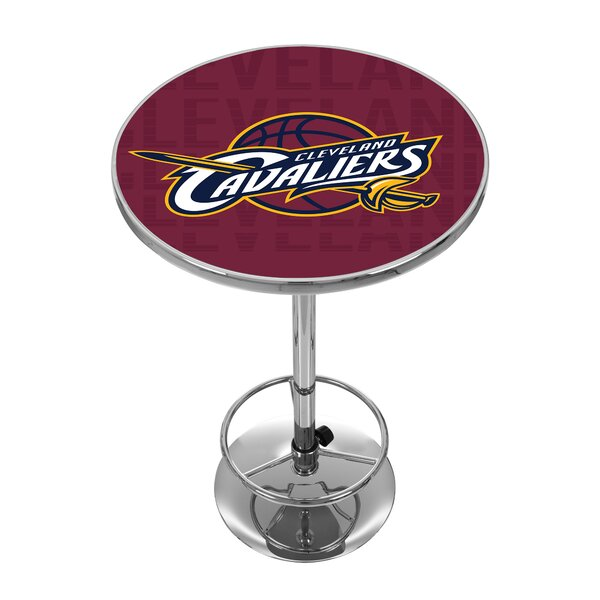 NBA City Pub Table by Trademark Global