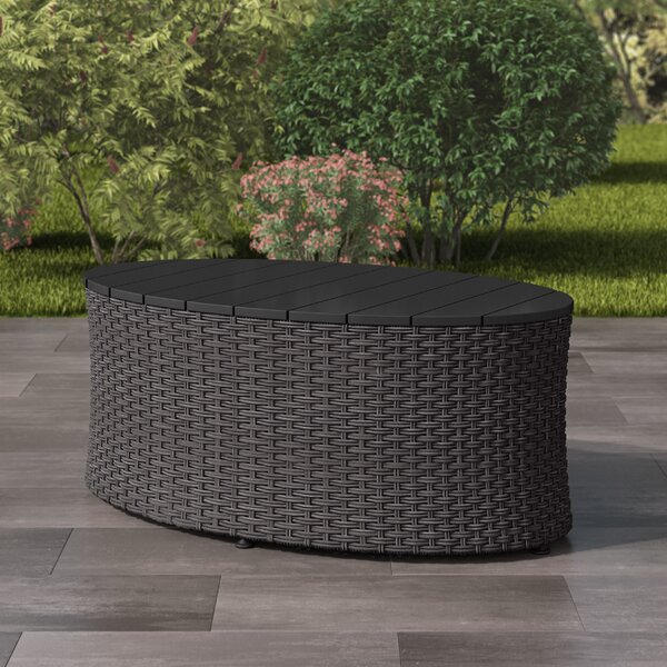 Costanzo Coffee Table by Rosecliff Heights