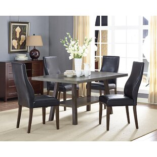 Hayek 5 Piece Dining Set By Latitude Run