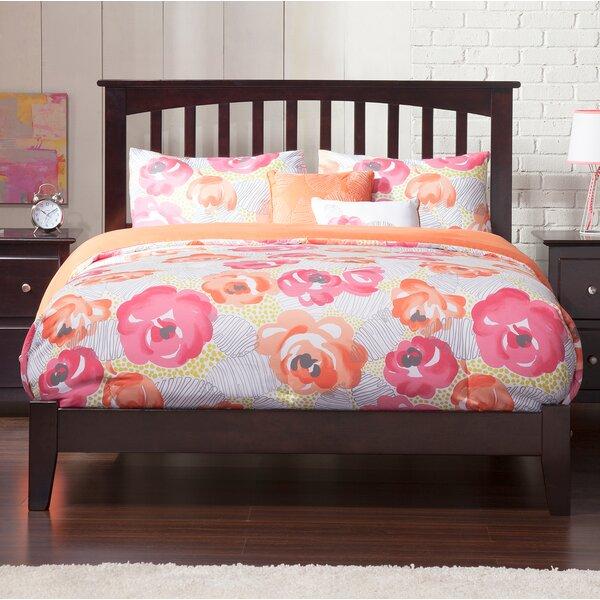 Corcoran Queen Standard Bed by Trule Teen