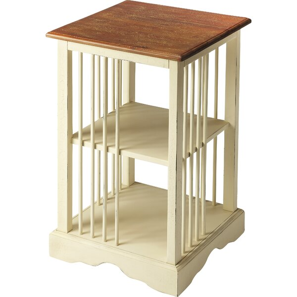 Virginia Etagere Bookcase by August Grove