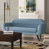 Hannah 75 Square Arms Sofa by Design Tree Home
