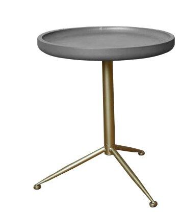Recio Wooden End Table By Wrought Studio