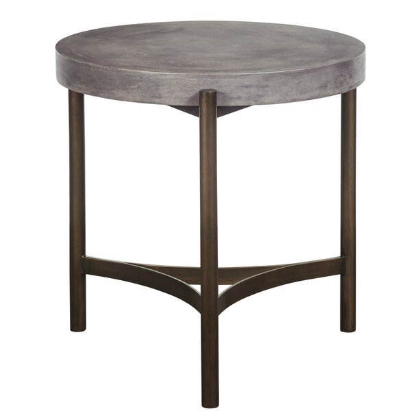 Dirksen End Table by 17 Stories
