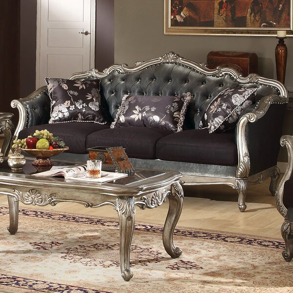 Trendy Modern Chantelle Sofa by A&J Homes Studio by A&J Homes Studio