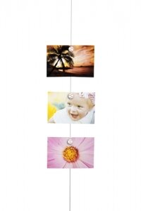 Magnet Photo Cable Picture Frame by Mishu Designs