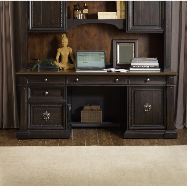 Treviso Executive Desk by Hooker Furniture