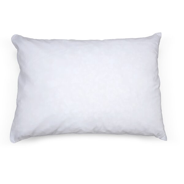 Advanced Support Cotton Pillow by Alwyn Home