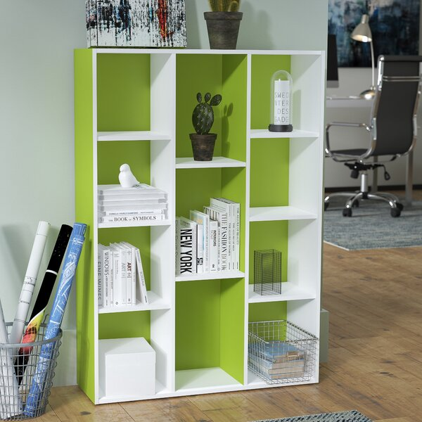 Placentia Standard Bookcase By Ebern Designs