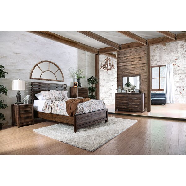 Devia Platform Configurable Bedroom Set by Gracie Oaks