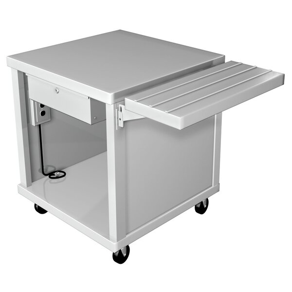 Prep Table with Stainless Steel Top by IMC Teddy