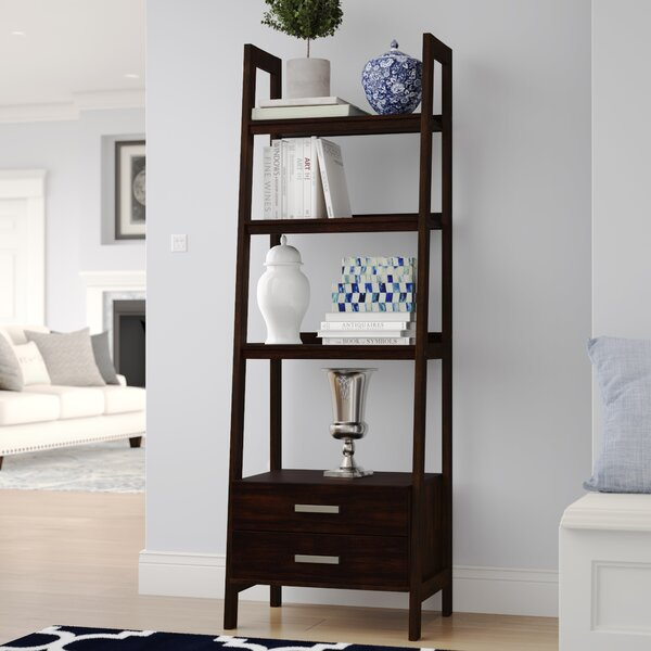 Review Ine Ladder Bookcase