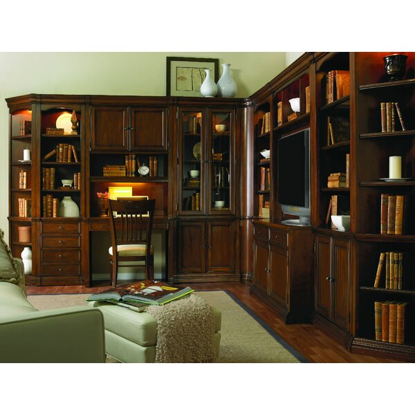 Cherry Creek Wall Curio Cabinet by Hooker Furniture