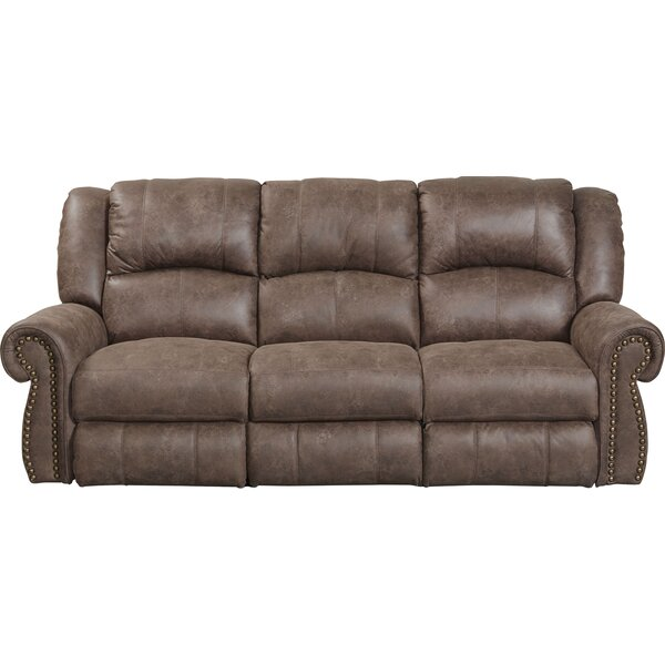 Westin Reclining Sofa by Catnapper