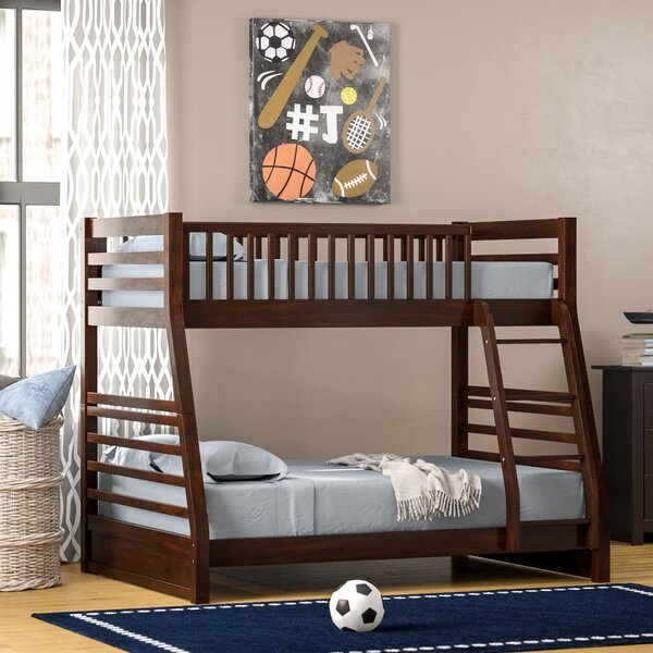 Pierre Twin Over Full Bunk Bed By Viv + Rae by Viv + Rae Today Only Sale