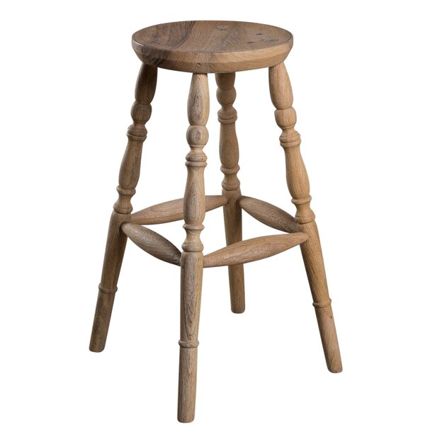 Ouida 29 Bar Stool by Bungalow Rose