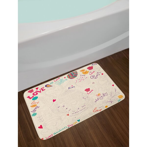 Party Bath Rug by East Urban Home