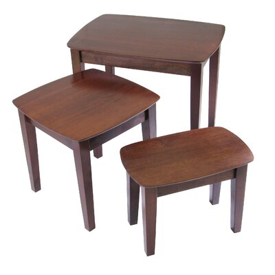 Espinosa 3 Piece Nesting Tables. Nesting Tables You ll Love   Wayfair ca
