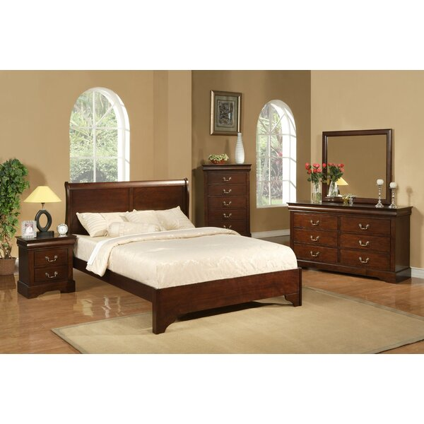 Ferrero Panel Configurable Bedroom Set by Three Posts