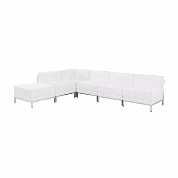 Lorenzo Reversible Modular Sectional with Ottoman by Orren Ellis