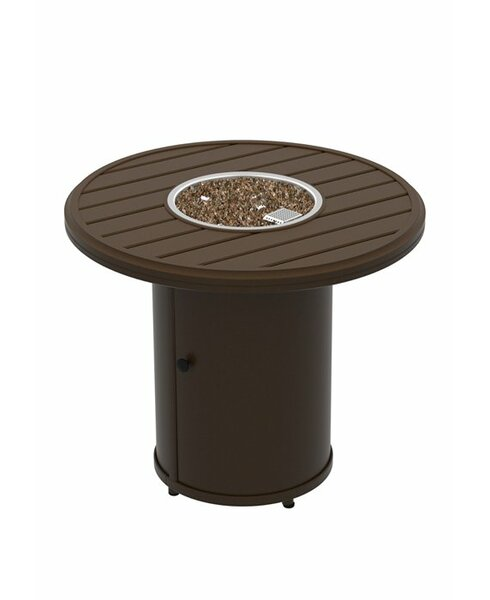 Banchetto Fire Pit Table by Tropitone