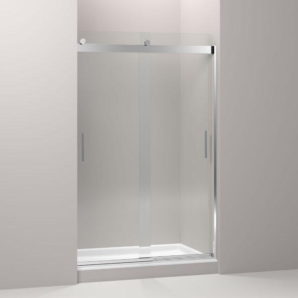 Levity 47.58 x 74 Bypass Shower Door with CleanCoat® Technology by Kohler
