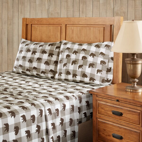Kersey-Gill Sheet Set by Madison Park Essentials