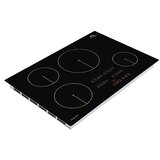 Bezozzo 30 Induction Cooktop with 4 Burners byForno
