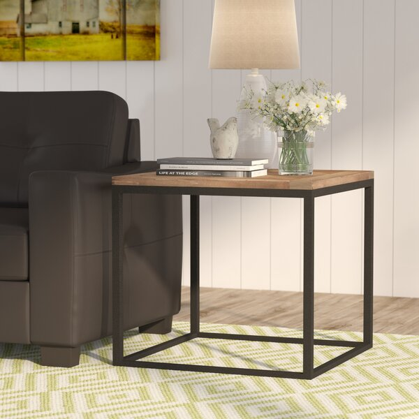 Rouen End Table By August Grove Today Only Sale