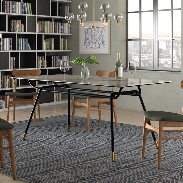 Beckman Dining Table by Ivy Bronx Ivy Bronx