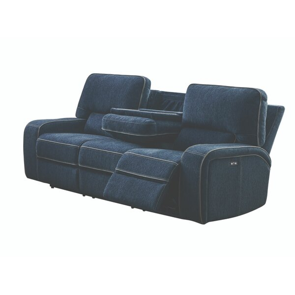 Klingbeil Reclining Sofa by Red Barrel Studio