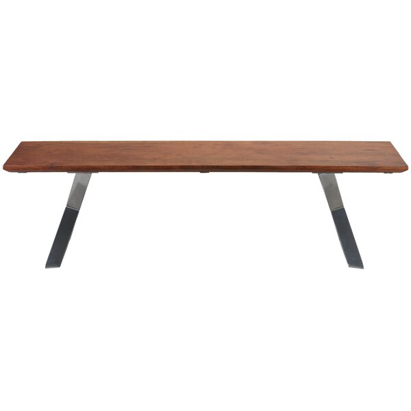 Buckingham Wood Bench by Union Rustic
