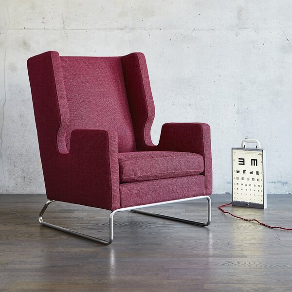 Danforth Wingback Chair by Gus* Modern