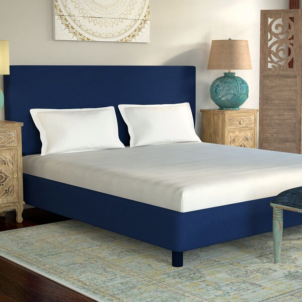 Dodson Upholstered Panel Bed by Mistana