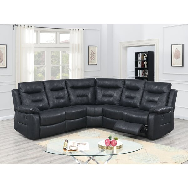 Review Mallorca Symmetrical Reclining Sectional