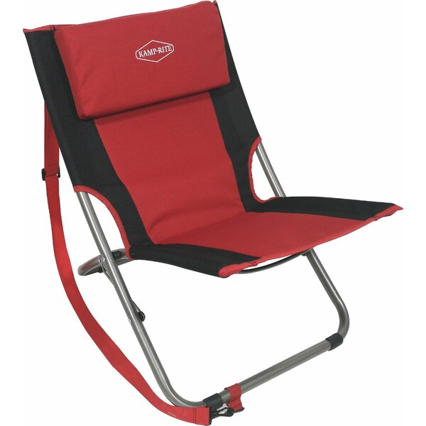 Event Folding Beach Chair by Kamp-Rite Kamp-Rite