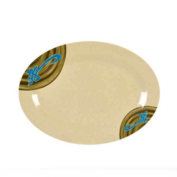 Heidi Platter (Set of 12) by Bloomsbury Market