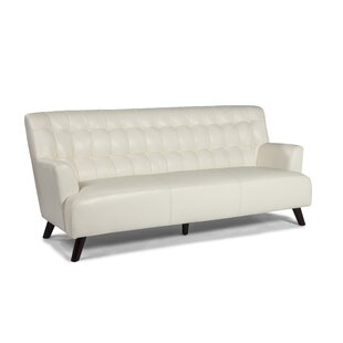 New York Leather Sofa