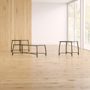 Bargain Mabrey 3 Piece Coffee Table Set ByZipcode Design
