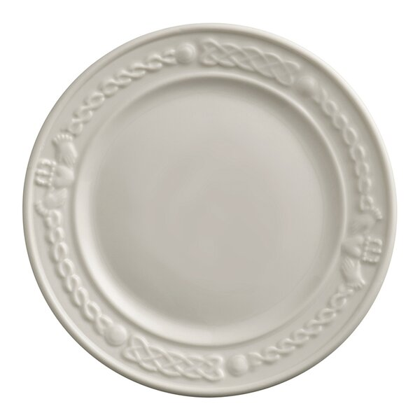 Claddagh 5 Bread and Butter Plate by Belleek Group