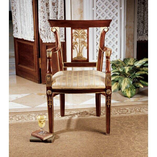 British Armchair by Design Toscano